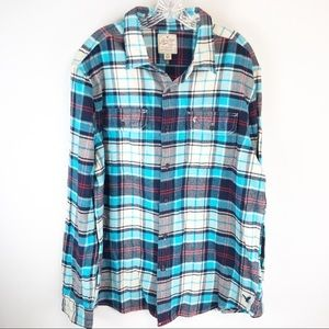 American Eagle Outfitters Flannel XXL NWOT